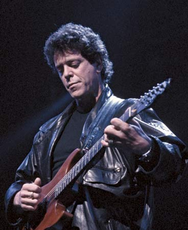 Rock&39s Longest-Running Fashion Faux Pas: Lou Reed&39s Leather