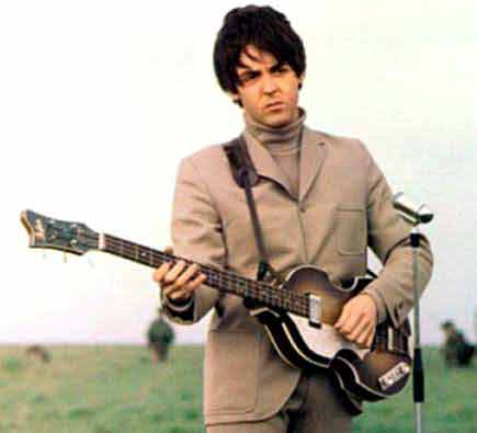 Is It Time To Retire The Hofner Beatle Bass Rock Town Hall