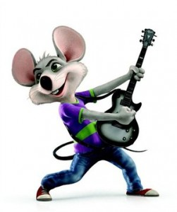 Rockin' rat.