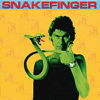 Snakefinger!