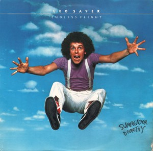 Leo Sayer will not be denied consideration.