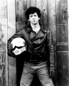 Lou Reed...as E. Pluribus Gergely likes to remember him!