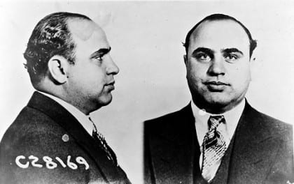 HELP!! How would I start a research paper on Al Capone?